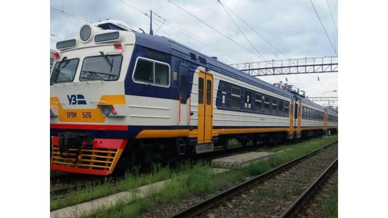 З 1 вересня розпочав курсувати додатковий електропотяг Ніжин-Київ і Київ-Ніжин