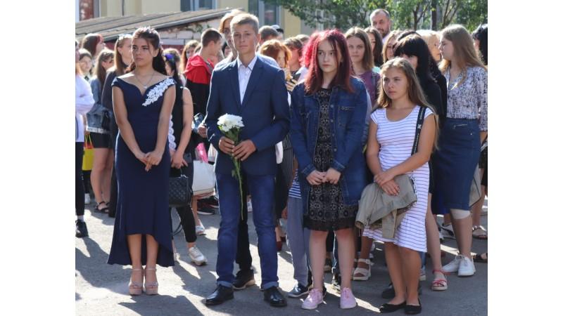 Олександр Кодола привітав з початком навчального року студентів Ніжинського фахового коледжу культури і мистецтв