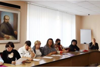 Відбулась нарада з керівниками освітніх закладів щодо питання вакцинації працівників освіти