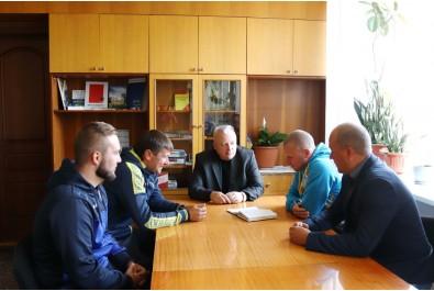 Відбулась нарада з питань спортивної інфраструктури міста та участі у футбольному турнірі «Кубок Єднання 2021»