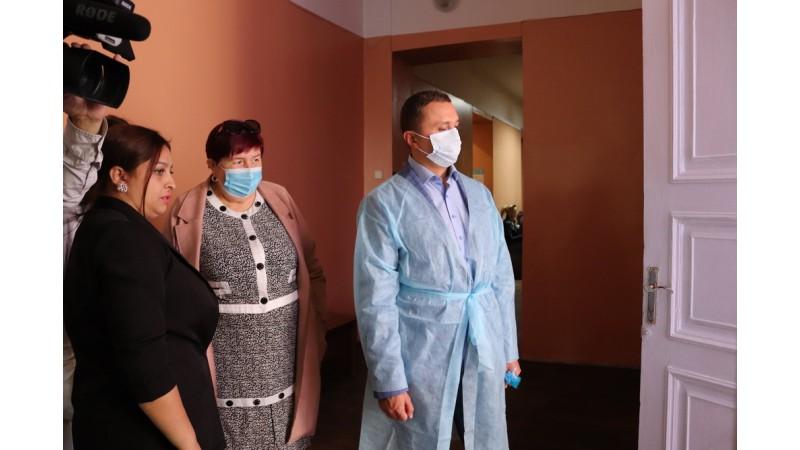 Розпочав роботу оздоровчий кабінет «Соляна кімната» та «Лімфодренаж»