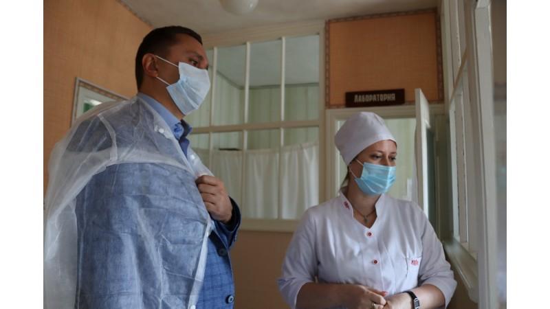 У пункті здачі крові встановили зручне обладнання для донорів крові