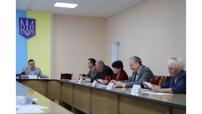 Відбулось засідання виконавчого комітету