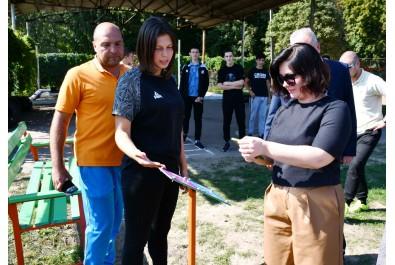 Реалізовано проект «Активні парки - локації здорової України»