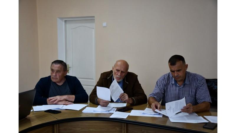 Відбулось чергове засідання комісії по законності