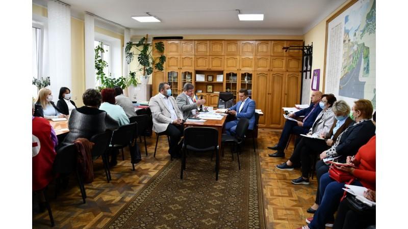 Олександр Кодола взяв участь у розширеній нараді щодо протидії поширенню туберкульозу та СНІДу