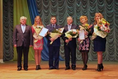 Ніжинські освітяни серед лауреатів обласного туру Всеукраїнського конкурсу «Учитель року – 2016»