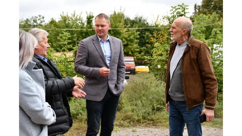 Експерти Компанії «Еко Балтія Вайд» позитивно відмітили організацію роботи на пунктах приймання та сортування ТПВ