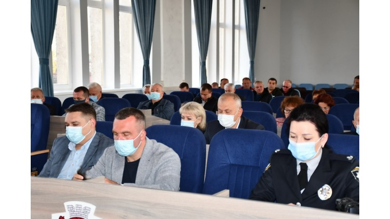 Одним з головних питань порядку денного міжвідомчої наради було теплозабезпечення міста