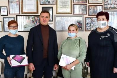 Міський голова Олександр Кодола провів зустріч з мамами багатодітних родин