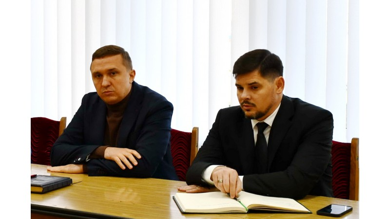 Міський голова Олександр Кодола зустрівся з керівником Чернігівської обласної прокуратури
