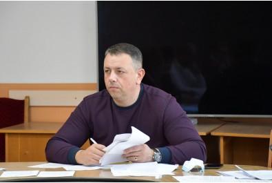 Відбулося засідання постійної комісії міської ради з питань житлово-комунального господарства