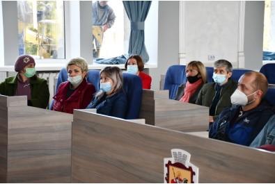 Перший заступник міського голови Федір Вовченко провів зустріч представниками ОСББ та ЖБК щодо сплати боргів за газ мешканців їх будинків