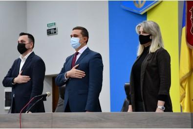 Міський голова Олександр Кодола екстрено скликав позачергову сесію міської ради