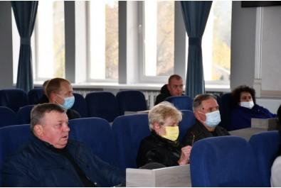 Перший заступник міського голови Федір Вовченко провів чергову зустріч з представниками ОСББ