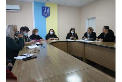 Робоча зустріч з представниками Ради Європи