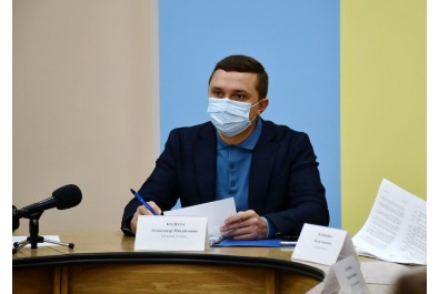 Міський голова Олександр Кодола провів чергове засідання виконавчого комітету.