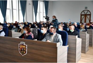 Міський голова Олександр Кодола провів робочу зустріч з керівниками бюджетних установ міста щодо енергозаощаджувальних заходів