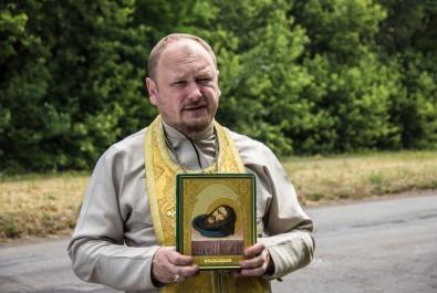 Отець Сергій - Народний Герой України
