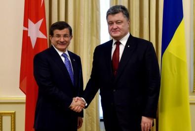 Президент України та Прем'єр-міністр Туреччини наголошують на стратегічному характері партнерства двох країн