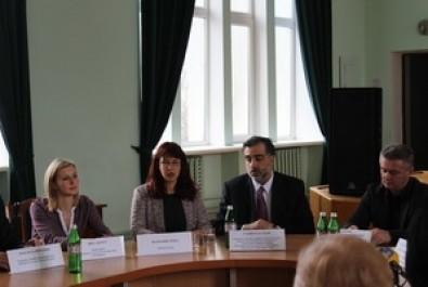 Візит делегації Регіонального Екологічного центру для Центральної та Східної Європи