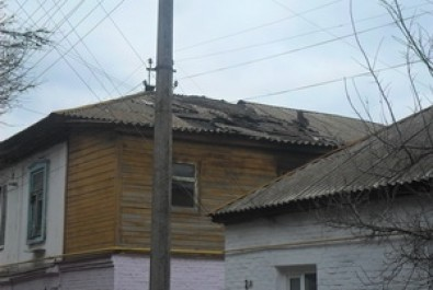 Пожежа по вул. Купецька (Жовтнева), 2