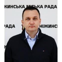 Хоменко Юрій Юрійович - Секретар міської ради