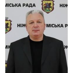 Смага Сергій Степанович - Заступник міського голови з питань діяльності виконавчих органів ради